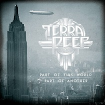 Terra Deep - Part Of This World, Part Of Another 12 - fanzine