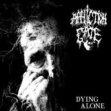 Affliction Gate - Dying Alone 9 - fanzine