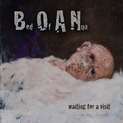 Bed Of A Nun - Waiting For A Visit 3 - fanzine