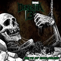 Dementia 13 - Ways Of Enclosure 12 - fanzine