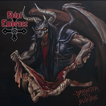 Fatal Embrace - Slaughter To Survive 1 - fanzine