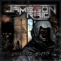 Jameson Raid - Uninvited Guests 1 - fanzine