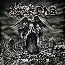 Masacre - Brutal Aggre666ion 1 - fanzine