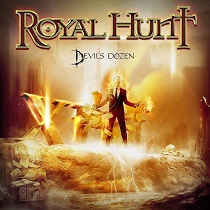 Royal Hunt - Devil's Dozen 1 - fanzine