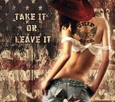 Skip Rock - Take it or Leave it 1 - fanzine