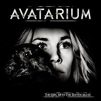 Avatarium - The Girl With The Raven Mask 1 - fanzine