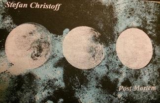 Stefan Christoff And Post Mortem - Tape Crash #12 1 - fanzine