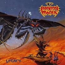 Praying Mantis - Legacy 1 - fanzine