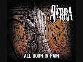 Aterra - All Born In Pain 8 - fanzine