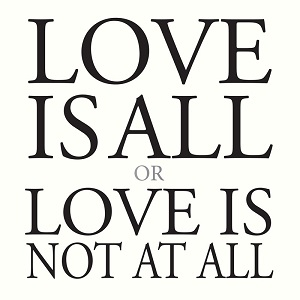 Marc Carroll - Love Is All Or Love Is Not At All 1 - fanzine
