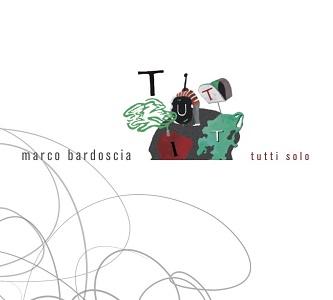 Marco Bardoscia - Tutti Solo 9 - fanzine