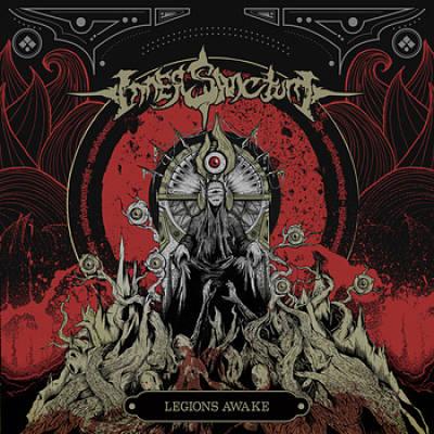 Inner Sanctum - Legions Awake 5 - fanzine