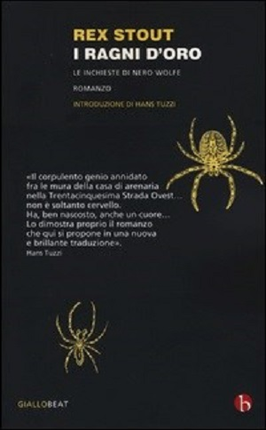 Rex Stout - I Ragni d'Oro 11 - fanzine