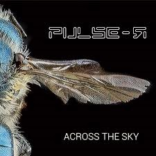Pulse-R - Across The Sky 1 - fanzine
