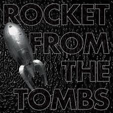 Rocket From The Tombs - Black Record 12 Iyezine.com