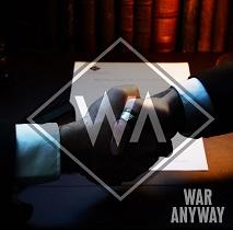 War Anyway - War For Peace 8 - fanzine