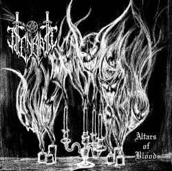Isenblåst - Altars Of Blood 4 - fanzine