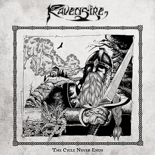 Ravensire - The Cycle Never Ends 3 - fanzine