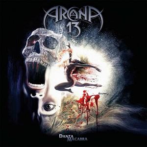 Arcana 13 - Danza Macabra 1 - fanzine