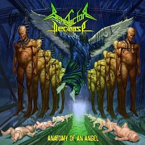 Benefactor Decease - Anatomy Of An Angel 8 - fanzine
