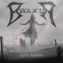 Blackhour - Sins Remain 1 - fanzine