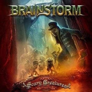Brainstorm - Scary Creatures 1 - fanzine