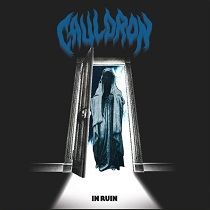 Cauldron - In Ruin 4 - fanzine
