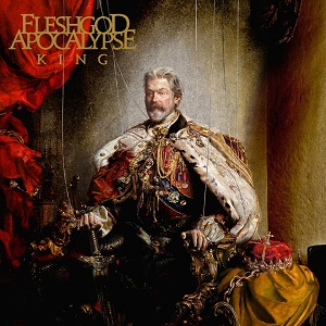 Fleshgod Apocalypse - King 1 - fanzine