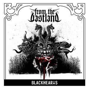 From The Vastland - Blackhearts 7 - fanzine