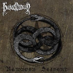 Hatecrowned - Newborn Serpent 3 - fanzine