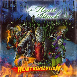 Heart Attack - Heart Revolution 1 - fanzine