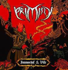 Primitiv - Immortal & Vile 1 - fanzine
