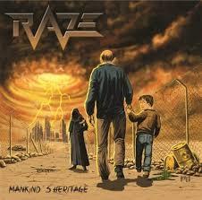 Raze - Mankind's Heritage 1 - fanzine