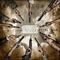 Shotgun Justice - State of Desolation 5 - fanzine
