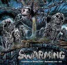 Swarming - Cacophony of Ripping Flesh: Recordings 2010-2012 1 - fanzine