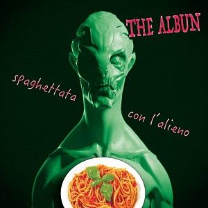 The Albun - Spaghettata con l'alieno 1 - fanzine