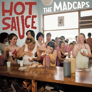 The Madcaps - Hot Sauce 8 - fanzine