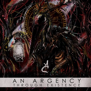 An Argency - Through Existence 1 - fanzine