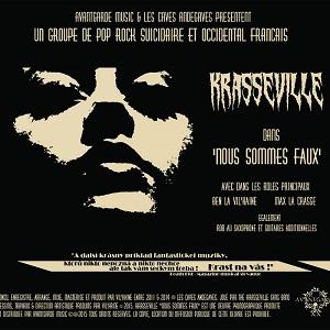 Krasseville - Nous sommes faux 1 - fanzine