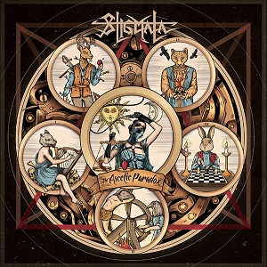 Stigmata - The Ascetic Paradox 1 - fanzine