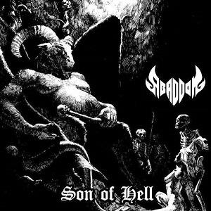 Abaddon - Son Of Hell 1 - fanzine