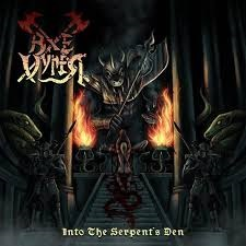 Axevyper - Into The Serpent's Den 1 - fanzine