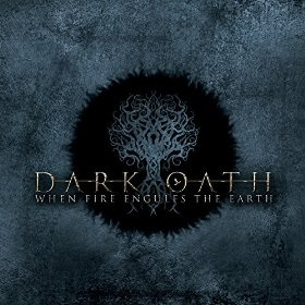 Dark Oath - When Fire Engulfs the Earth 3 - fanzine