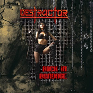 Destructor - Back In Bondage 1 - fanzine