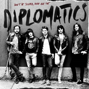 Diplomatics - Don't Be Scared,Here Are The Diplomatics 1 - fanzine