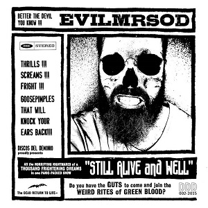 EvilMrSod - Still Alive and Well 1 - fanzine