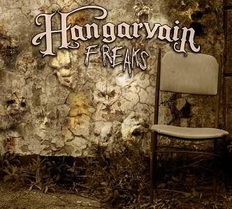 Hangarvain - Freaks 1 - fanzine
