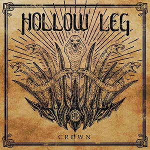 Hollow Leg - Crown 1 - fanzine