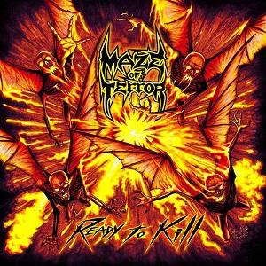 Maze Of Terror - Ready To Kill 4 - fanzine