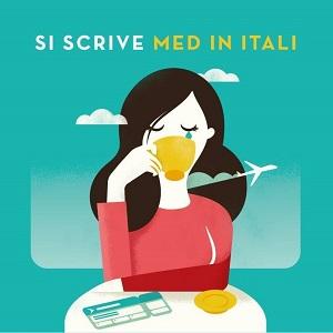 Med In Itali - Si Scrive Med In Itali 1 - fanzine